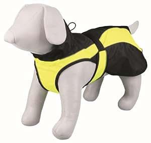 Trixie Safety Coat, 50 cm, M, Black/ Yellow