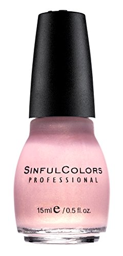 Sinful Colors Professional Nail Polish Enamel 376 Glass Pink