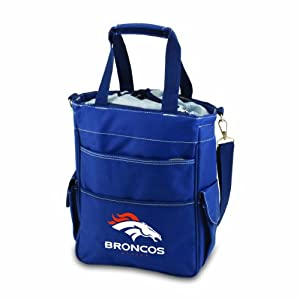 NFL Denver Broncos Activo Tote by Picnic Time