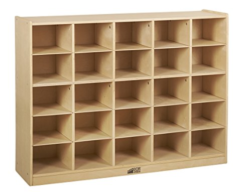 Early Childhood Resources ELR-0427 25 Tray Cabinet