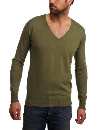 Energie Jastsolidgg14 Men's Jumper Military Black X Small