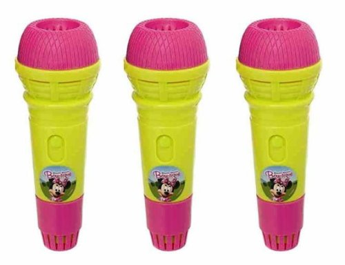 Minnie Mouse Bow-Tique Echo Microphones (3 Pack) [Toy]