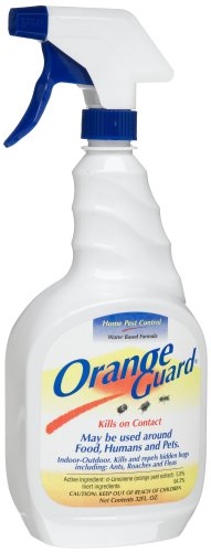 Orange Guard 103 Water Based Indoor/Outdoor Home Pest Control - 32 oz Spray image