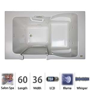 """Amazon.com - Jacuzzi F4N6036CRL5IWW Finestra 14"""" 6036 Salon Illuma Lcd"""