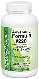 Botanic Choice Advanced Formula 220, 120 Count