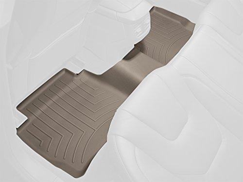 WeatherTech Custom Fit Rear FloorLiner for Mercedes-Benz GLK-Class (X204), Tan (Weathertech Glk compare prices)