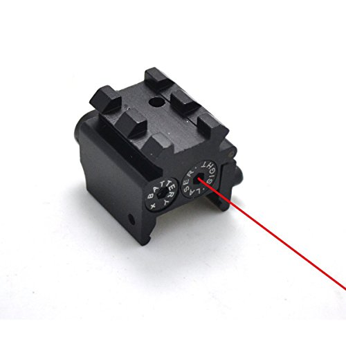 econoled-tactical-compact-pistol-low-profile-rifle-red-laser-dot-sight-scope-with-rail-mount-black