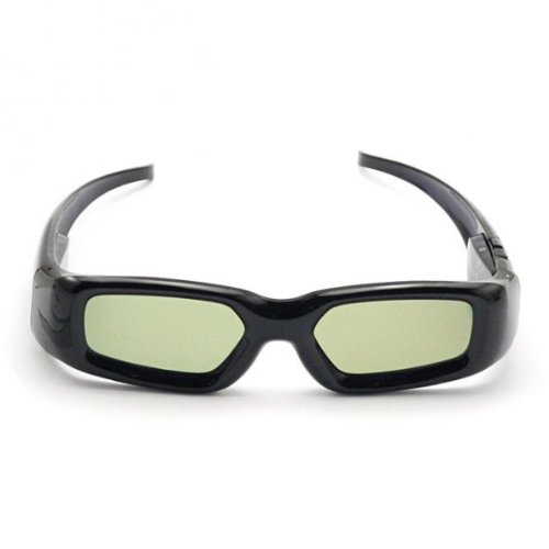Universal 3D Rechargeable Infrared Active Shutter Glasses For 2010-2011 Panasonic IR 3D HDTVs *NOT Support Bluetooth TV*