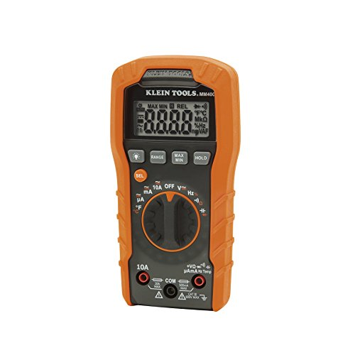 Klein-Tools-MM400-Auto-Ranging-Digital-Multimeter