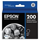 Epson Durabrite Ultra Black Ink For Xp-400 Printer
