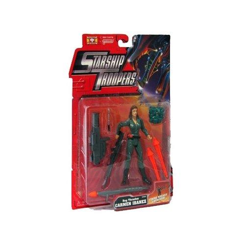 Starship Troopers: Bug Thrasher Carmen Ibanez