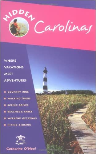 Hidden Carolinas: Including Ashville, Great Smoky Mountains, Outer Banks, and Charleston