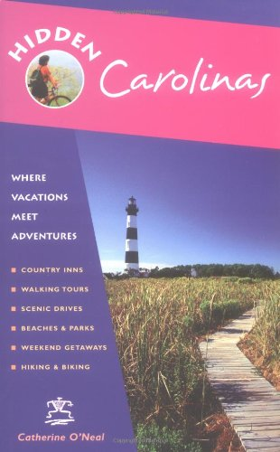Hidden Carolinas: Including Ashville, Great Smoky Mountains, Outer Banks, And Charleston front-291796