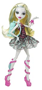 Mattel Y0434 Monster high - Dance class lagoona blue doll