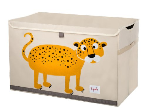 Purchase 3 Sprouts Toy Chest, Leopard