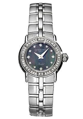 Raymond Weil Women's 9641-STS-97281 Parsifal Diamond Watch