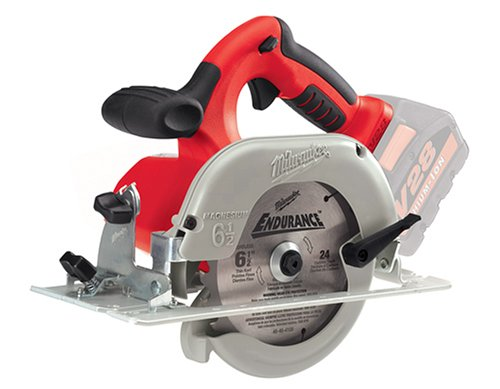 Bare-Tool Milwaukee 0730-20 28-Volt V28 Lithium Ion Cordless 6-1/2-Inch Cordless Circular Saw (Tool Only, No Battery)