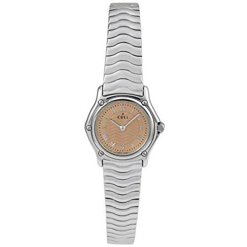 Ebel Sport Classic Cobre 9157112-copper-Reloj de mujer
