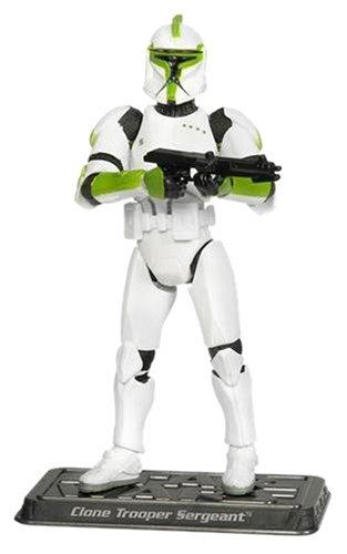 Star Wars - The Saga Collection - Basic Figure Clone Trooper Sergeant