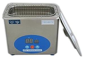 Hochwertiger Ultraschallreiniger Edelstahl, Triton USR070 - 0,7 Liter Kapazität, TRUSR070