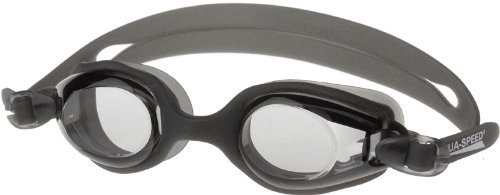 AQUA-SPEED - Einteilige Kinder Schwimmbrille / Taucherbrille mit Anti-Fog Beschichtung
