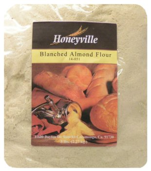 Blanched Almond Meal Flour, 5 lb.