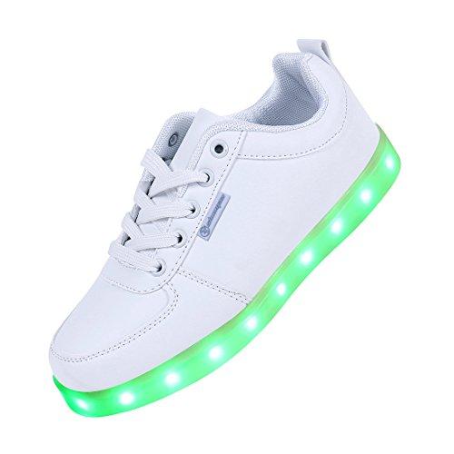 Shinmax-USB-de-Carga-de-7-Colores-de-Luz-LED-Unisex-Zapatilla-de-Deporte-del-Zapato-por-la-Fiesta-de-Baile-de-Navidad-de-San-Valentn-con-el-Certificado-CE