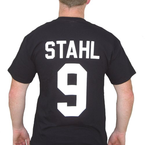 [Gunnar Stahl #9 Iceland Jersey T-Shirt-Mens 3XL] (Daniel Tiger Deluxe Costumes For Toddlers)
