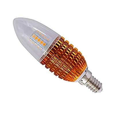 Bigapple-5W-Led-Bulb(Warm-White/Golden-Yellow,Pack-Of-)