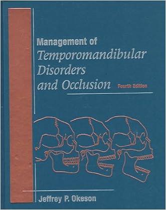 Management Of Temporomandibular Disorders And Occlusion, 4e