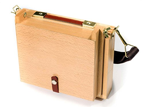 the-society-for-all-artists-caja-de-madera-con-caballete-paleta-y-compartimentos-para-las-pinturas