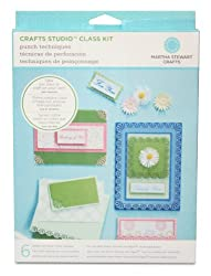Martha Stewart Crafts Paper and Embossed Class Kit