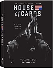 House Of Cards - Temporada 2 [DVD]