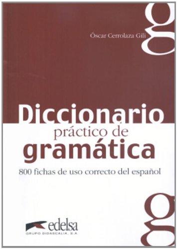 DICCIONARIO PRACTICO DE GRAMATICA