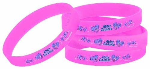 Abby Cadabby Rubber Bracelet - 4/Pkg. - 1
