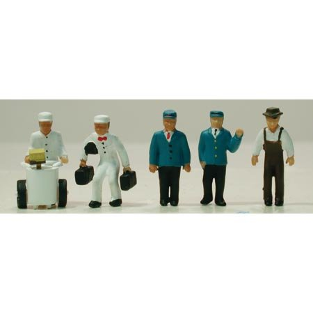 HO Station Crew (5) - 1
