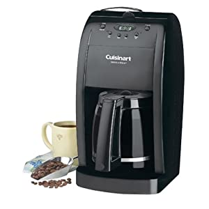 Cuisinart DGB500BK Grind & Brew Black (Refurbished) at Sears.com