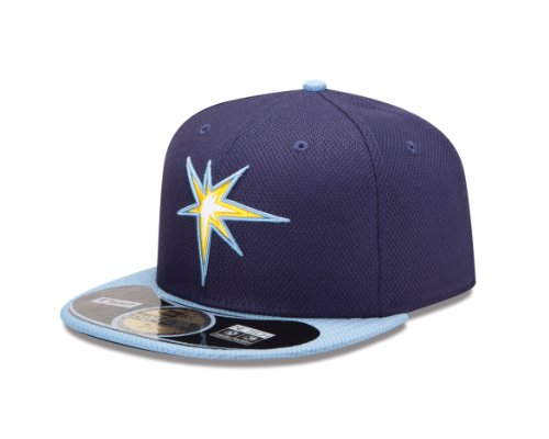 ta bay rays new era 5950 hat rays 59fifty cap rays
