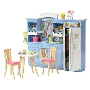 Barbie forever barbie d cor kitchen toys games Barbie house decoration games free download