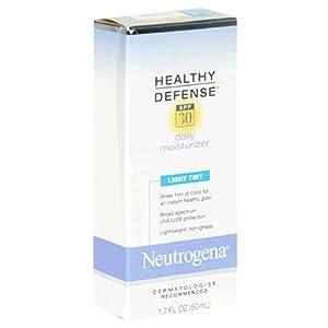 Neutrogena Healthy Defense Daily Moisturizer, SPF 30