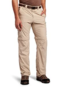 Columbia Men's Silver Ridge Convertible Pant (Extended) from Columbia