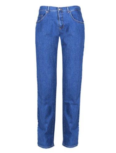 Jeans 1227-ALEX Denim Austral blue stretch Ober W32 L34 Men's