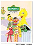 Personalized Sesame Street Children's Book (My Day on Sesame Street)