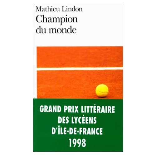 Mathieu Lindon,