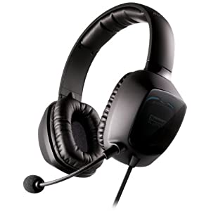 Creative Labs 70GH012000003 Sound Blaster Tactic 3D Alpha USB Gaming Headset