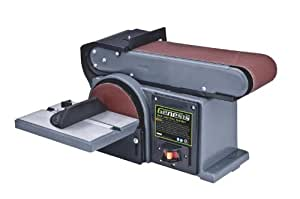 Genesis GBDS450 4-Inch by 46-Inch 4.5-Amp Belt/Disc Sander