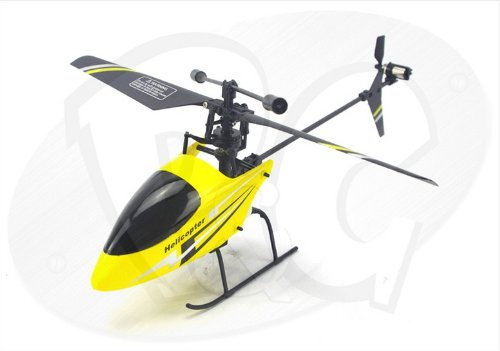 Love Shop 2.4G Four-way Single Oar Remote Control Helicopter