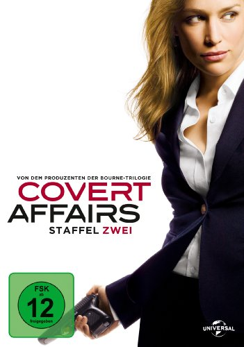 Covert Affairs - Season 2 [4 DVDs]