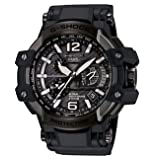 Casio G-Shock Gravity Master Black Dial Multi Solar Watch GPW1000T-1A (Color: Black)