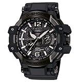 Casio G-Shock Gravity Master Black Dial Multi Solar Watch GPW1000T-1A (Color: Black)
